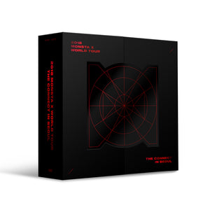 MONSTA X '2018 MONSTA X WORLD TOUR THE CONNECT IN SEOUL' DVD