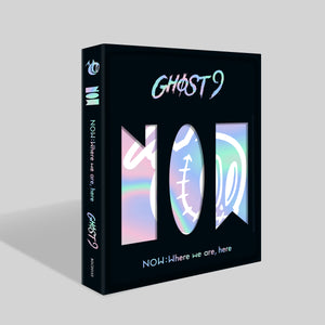 GHOST9 3RD MINI ALBUM 'NOW : WHERE WE ARE, HERE'
