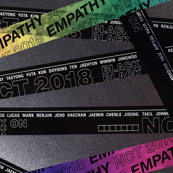NCT 2018 'EMPATHY WIDE TAPE SET'