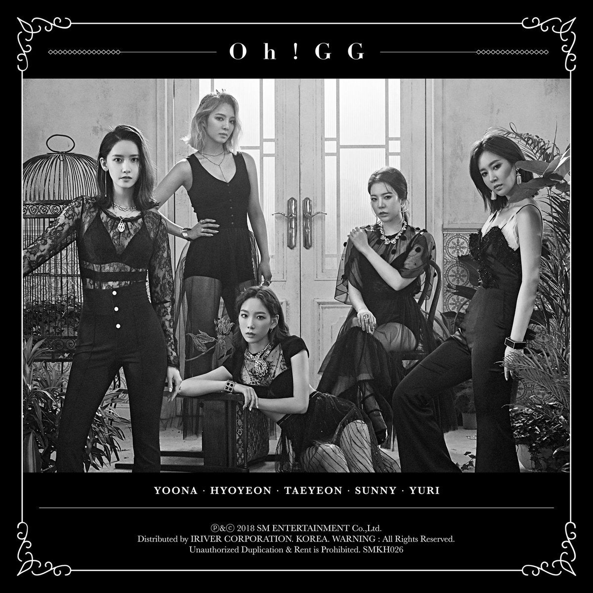 GIRL'S GENERATION Oh!GG SINGLE KIHNO ALBUM 'LIL' TOUCH'