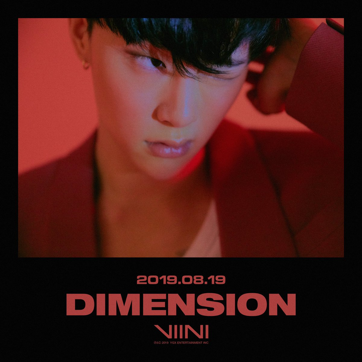 VIINI (JBJ) 1ST MINI ALBUM 'DIMENSION'