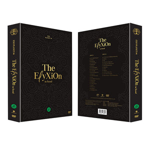 EXO 'EXO PLANET #4 THE ELYXION IN SEOUL' DVD + POSTER