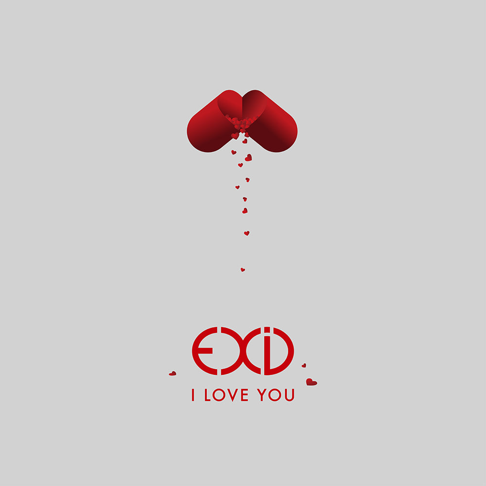 EXID SINGLE ALBUM 'I LOVE YOU'