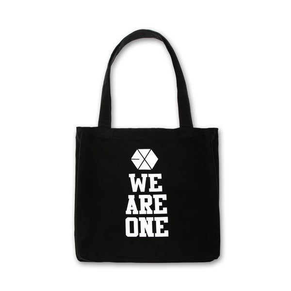 EXO 'OFFICIAL WE ARE ONE TOTE BAG'