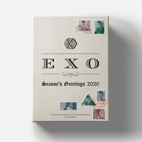 EXO 2017 WINTER SPECIAL ALBUM