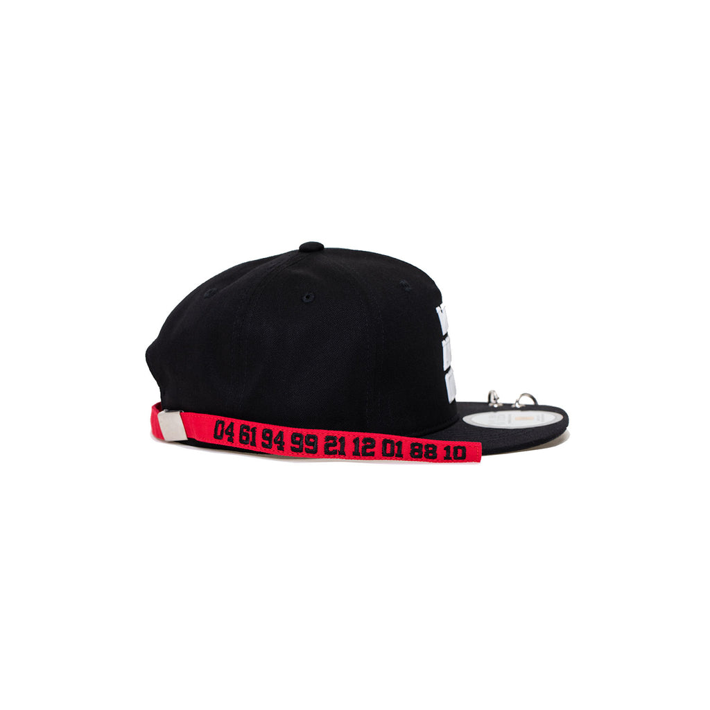 ac3ee7accfc EXO  WE ARE ONE SNAPBACK HAT WITH LONG STRAP   RINGS  – KPOP REPUBLIC