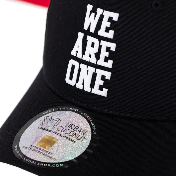 EXO 'WE ARE ONE DAD HAT WITH LONG STRAP & RINGS'