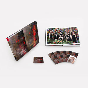 TWICE 'EYES WIDE OPEN MONOGRAPH' PHOTO BOOK
