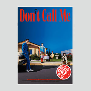 SHINEE 7TH ALBUM 'DON'T CALL ME' (PHOTOBOOK) + POSTER