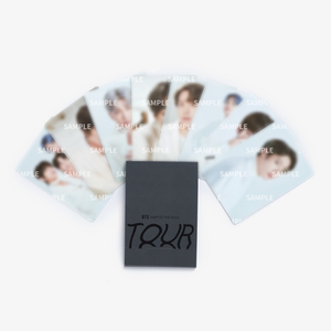 BTS 'MAP OF THE SOUL TOUR MINI PHOTO CARD SET'