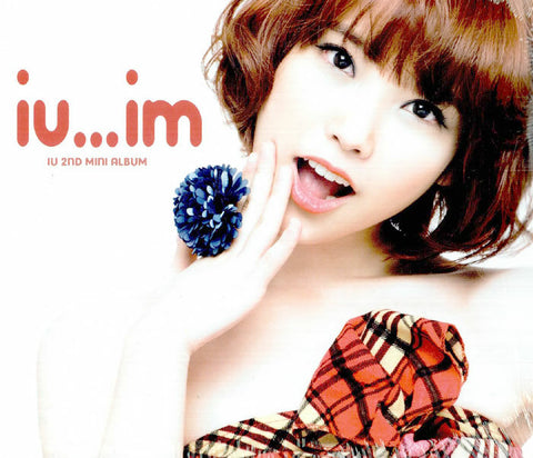 IU 2ND MINI ALBUM 'IU...IM'
