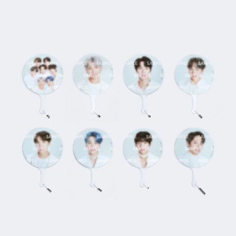 BTS 'MAP OF THE SOUL TOUR IMAGE PICKET'