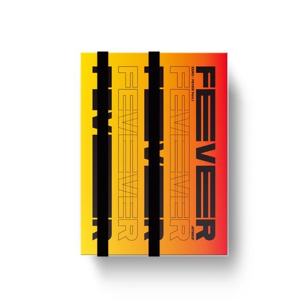 ATEEZ 5TH MINI ALBUM 'ZERO : FEVER PART. 1' + POSTER