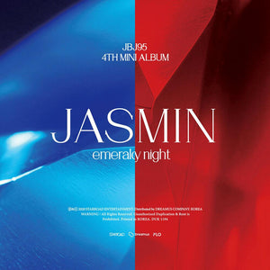 JBJ95 4TH MINI ALBUM 'JASMIN' + POSTER