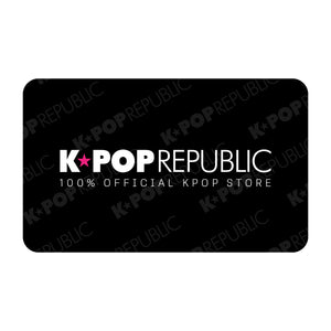 KPOP REPUBLIC GIFT CARD