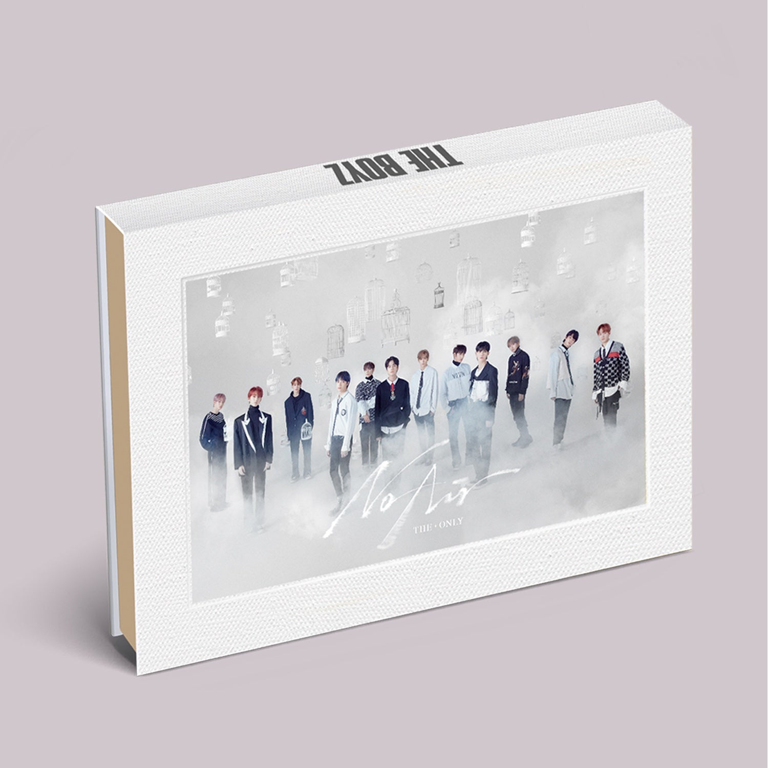 THE BOYZ 3RD MINI ALBUM 'THE ONLY'