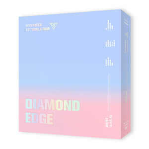 SEVENTEEN '2017 SEVENTEEN 1ST WORLD TOUR DIAMOND EDGE IN SEOUL' DVD
