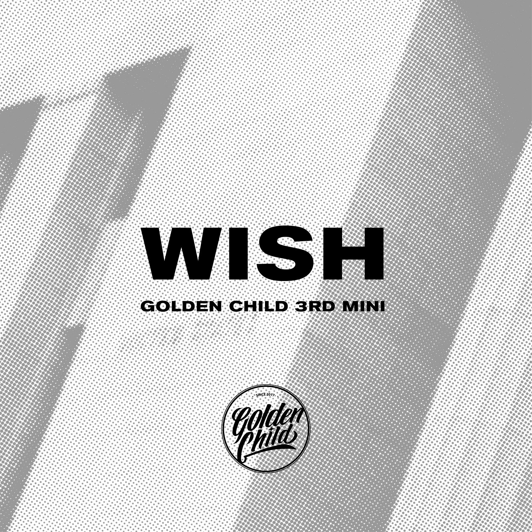 GOLDEN CHILD 3RD MINI ALBUM 'WISH'