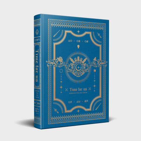 GFRIEND 2ND ALBUM 'TIME FOR US' LIMITED EDITION