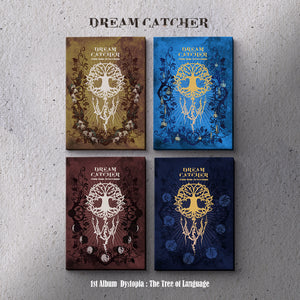 DREAM CATCHER 1ST ALBUM 'DYSTOPIA : THE TREE OF LANGUAGE'