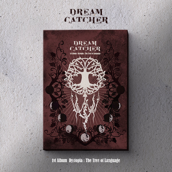 DREAM CATCHER 1ST ALBUM 'DYSTOPIA : THE TREE OF LANGUAGE' + POSTER