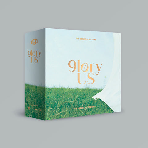 SF9 8TH MINI ALBUM '9LORYUS' KIHNO