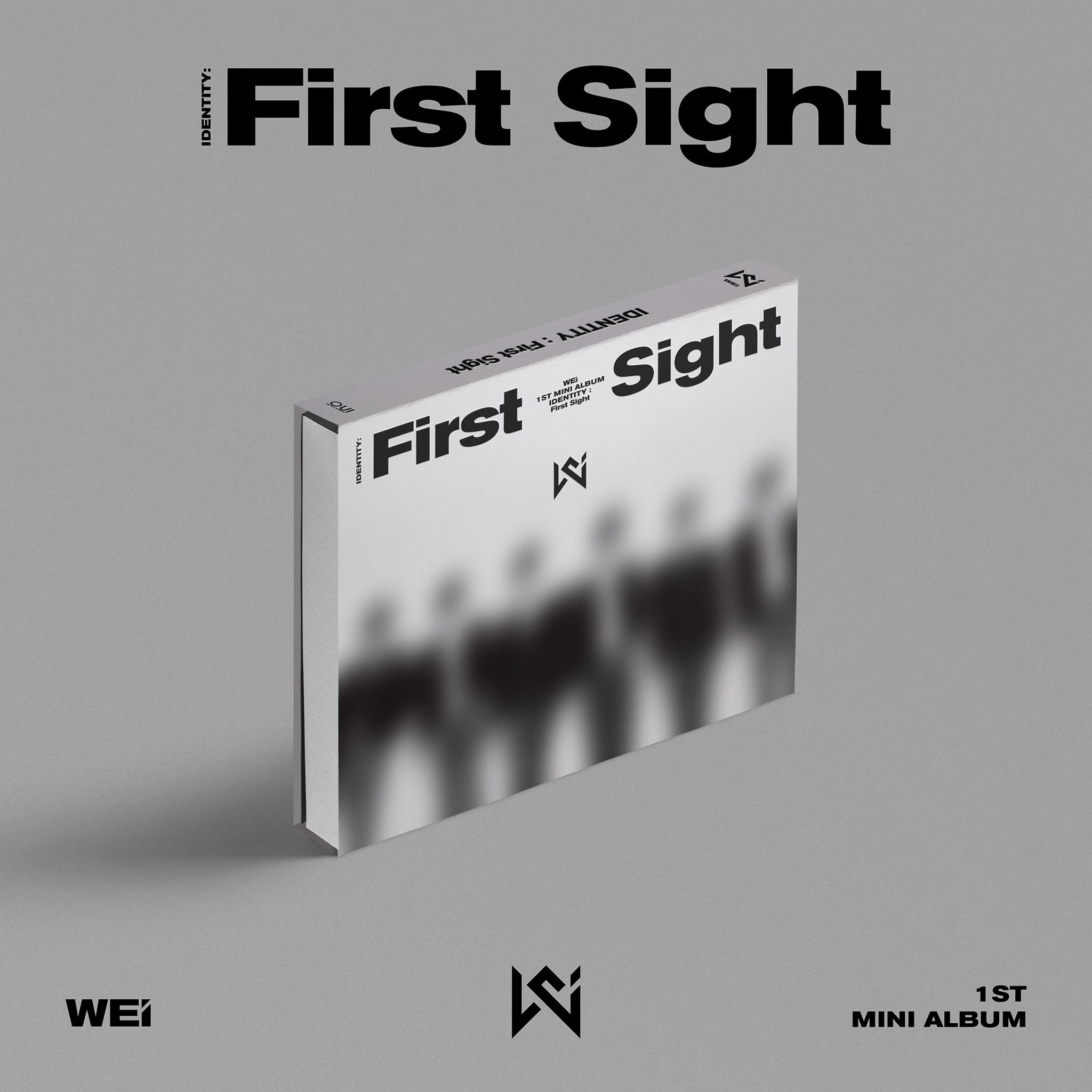 WEi 1ST MINI ALBUM 'IDENTITY : FIRST SIGHT'