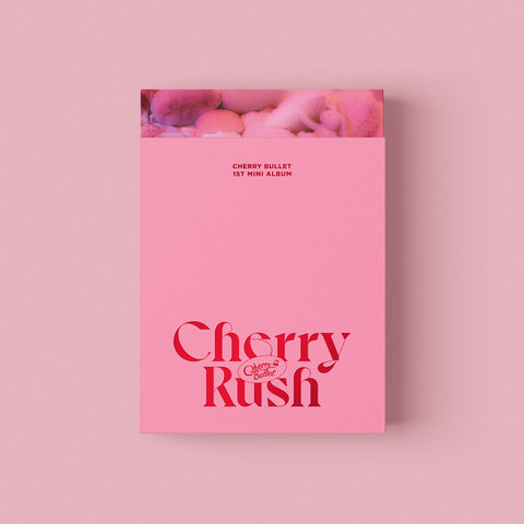 CHERRY BULLET 1ST MINI ALBUM 'CHERRY RUSH'