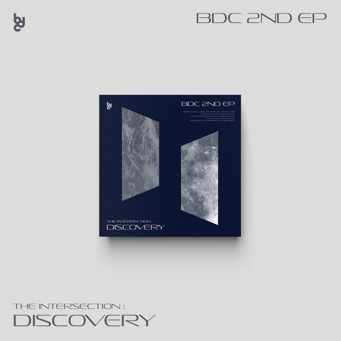 BDC 2ND EP ALBUM 'THE INTERSECTION : DISCOVERY'