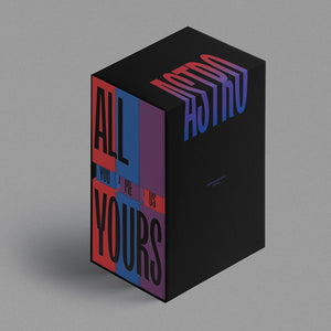 ASTRO 2ND ALBUM 'ALL YOURS' (SET VERSION)