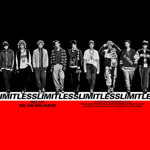 NCT 127 2ND MINI ALBUM 'LIMITLESS'