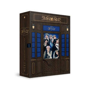 BTS '5TH MUSTER MAGIC SHOP' DVD