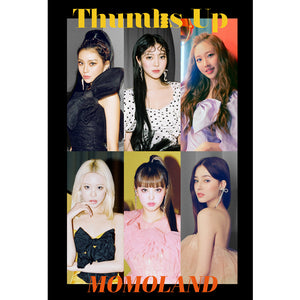 MOMOLAND 2ND SINGLE ALBUM 'THUMBS UP' + POSTER