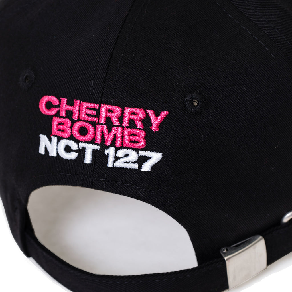 NCT 127  CHERRY BOMB DAD HAT  – KPOP REPUBLIC cccc50612cd0