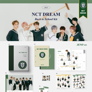 NCT DREAM '2021 BACK TO SCHOOL KIT'