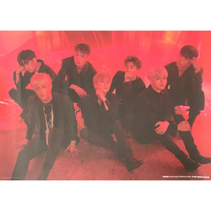 iKON NEW KIDS REPACKAGE 'THE NEW KIDS' POSTER ONLY (DOUBLE SIDE)