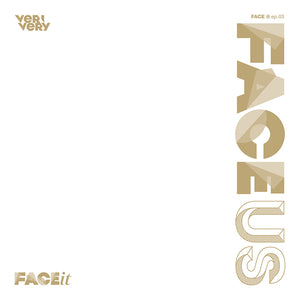 VERIVERY 5TH MINI ALBUM 'FACE US'