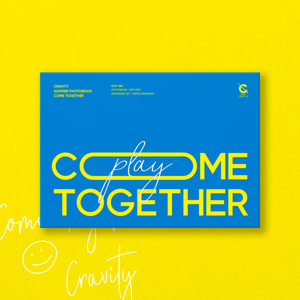 CRAVITY 'COME TOGETHER SUMMER PACKAGE' PHOTO BOOK