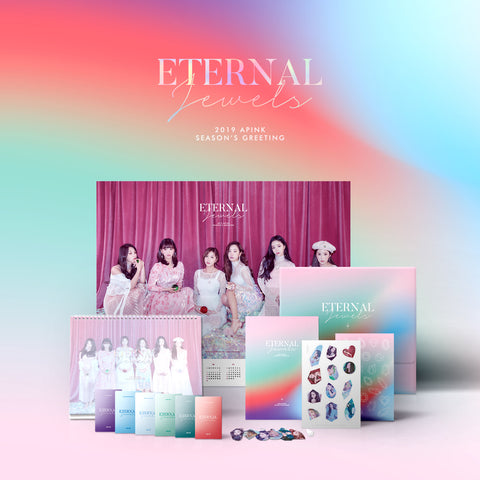 APINK '2019 SEASON'S GREETINGS ETERNAL JEWELS'