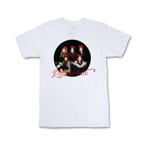 RED VELVET 'OFFICIAL T-SHIRT WITH RHINESTONES'