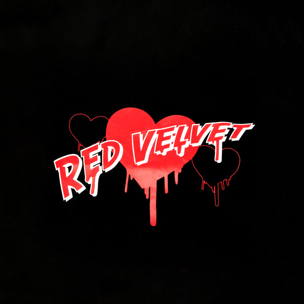 RED VELVET 'OFFICIAL BAD BOY TOTE BAG'