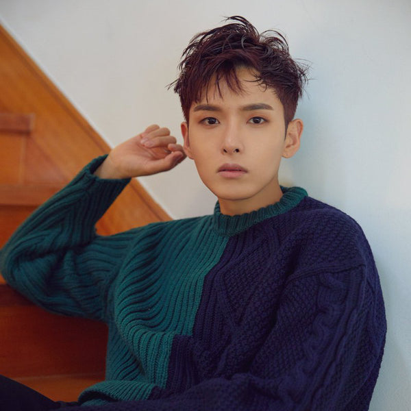 RYEOWOOK (SUPER JUNIOR) 2ND MINI ALBUM 'DRUNK ON LOVE' + POSTER