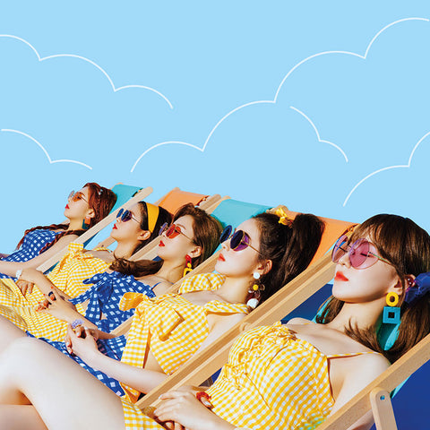 RED VELVET SUMMER MINI ALBUM 'SUMMER MAGIC' (LIMITED) + POSTER