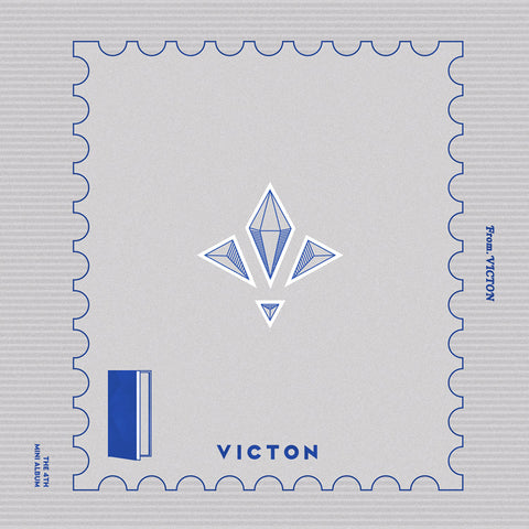 VICTON 4TH MINI ALBUM 'FROM. VINCTON' + POSTER