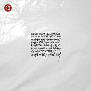 EPIK HIGH 9TH ALBUM 'WE'VE DONE SOMETHING WONDERFUL'