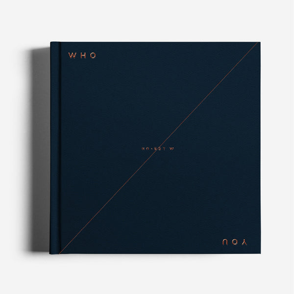 NU'EST W 'WHO, YOU' + POSTER