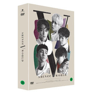SHINEE 'SHINEE WORLD V IN SEOUL' DVD