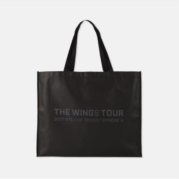 BTS 'THE WINGS TOUR SHOPPER BAG'