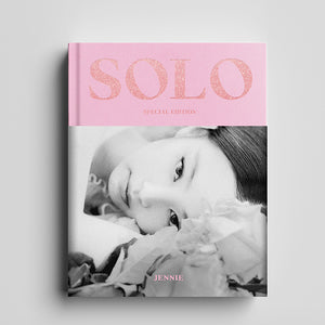 JENNIE SPECIAL EDITION 'SOLO' PHOTOBOOK