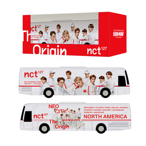 NCT 127 'MINIATURE NEO CITY TOUR BUS'